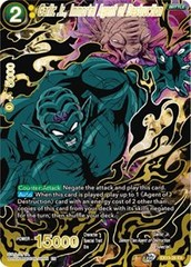 Garlic Jr., Immortal Agent of Destruction - EX13-26 - EX
