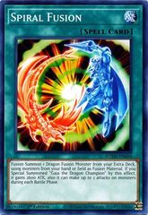 Spiral Fusion - ROTD-EN050 - Common - 1st Edition