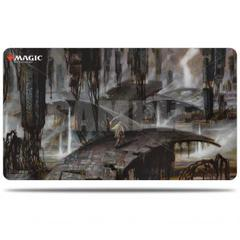 Ultra Pro - Zendikar Rising - Playmat for Magic The Gathering - Grimclimb Pathway