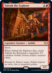 Tuktuk the Explorer - Foil