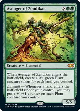 Avenger of Zendikar - Foil