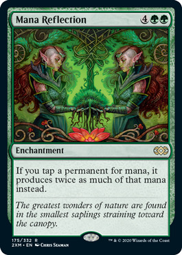 Mana Reflection - Foil