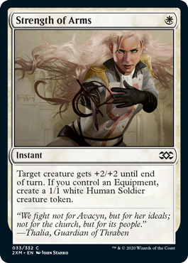 Strength of Arms - Foil