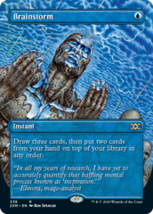 Brainstorm - Foil - Borderless