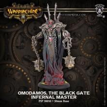 Omodamos, The Black Gate