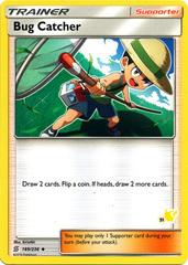 Bug Catcher - 51 - Uncommon - Battle Academy: Pikachu Deck