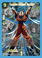 Comrades Combined Son Goku - EX01-01 - EX - Special Anniversary Box 2020 Alternate-Art Reprint