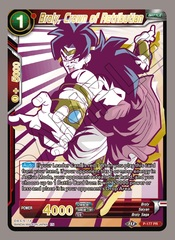 Broly, Crown of Retribution - P-177 - PR - Special Anniversary Box 2020 Alternate-Art Reprint - Foil