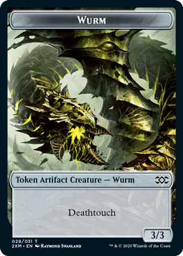 Wurm Token (029)
