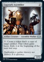 Cogwork Assembler