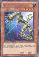 R-Genex Ultimum - DT03-EN075 - Duel Terminal Rare Parallel Rare - 1st Edition on Channel Fireball