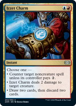 Izzet Charm - Foil