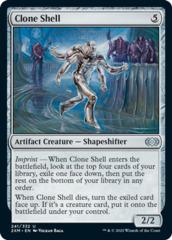 Clone Shell - Foil