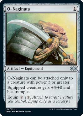 O-Naginata - Foil