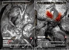 Guardian of Fire Magic Stones // Avatar of Fire Magic Stones - VIN003-025 - PR
