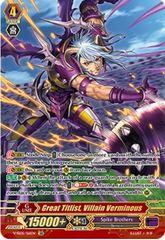 Great Titlist, Villain Verminous  - V-SS05/S16EN - SR