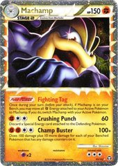 Machamp Prime - 95/102 - Super Rare Holo