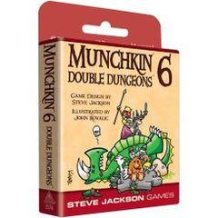Munchkin 6 - Double Dungeons