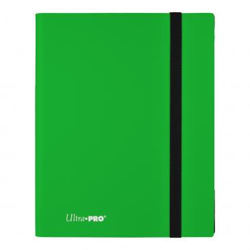 Ultra Pro - 9-Pocket Eclipse Lime Green PRO-Binder