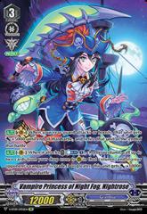 Vampire Princess of Night Fog, Nightrose - V-BT09/SP02EN - SP (Special Parallel)