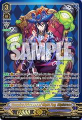Vampire Princess of Night Fog, Nightrose - V-BT09/RLR002EN - RLR (Rummy Labyrinth Rare)