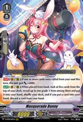 Masquerade Bunny - V-BT09/013EN - RRR
