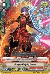 Dragon Knight, Jannat - V-BT08/022EN - RR