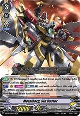 Metalborg, Sin Buster - V-BT08/023EN - RR