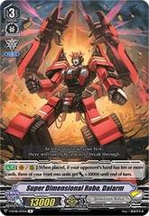 Super Dimensional Robo, Daiarm - V-BT08/037EN - R