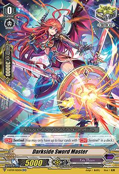 Darkside Sword Master - V-BT09/025EN - RR