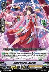 Battle Maiden, Tsubaki - V-BT08/052EN - C