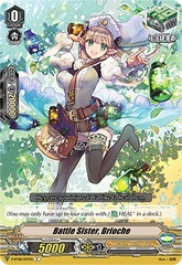 Battle Sister, Brioche - V-BT08/057EN - C
