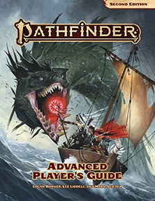 Pathfinder Advanced Players Guide - Second Edition