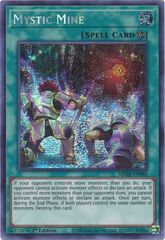 Mystic Mine - MP20-EN080 - Prismatic Secret Rare - 1st Edition