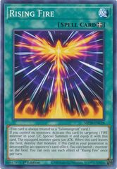 Rising Fire - MP20-EN128 - Common - 1st Edition