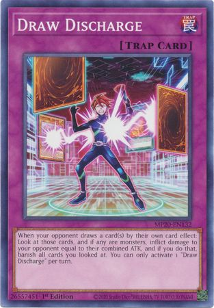 Draw Discharge - MP20-EN132 - Common - 1st Edition