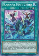 Gladiator Beast United - MP20-EN185 - Common - 1st Edition