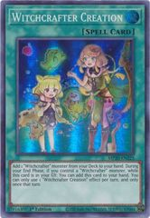 Witchcrafter Creation - MP20-EN225 - Super Rare - 1st Edition