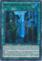 Witchcrafter Bystreet - MP20-EN229 - Ultra Rare - 1st Edition
