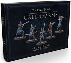 Elder Scrolls Call To Arms: Stormcloak Faction Starter Set