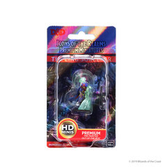 Icons of the Realms - Premium Figures: Tiefling Female Sorcerer (Wave 1) Sealed