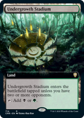 Undergrowth Stadium - Extended Art