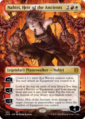 Nahiri, Heir of the Ancients - Borderless