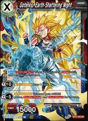 Gotenks, Earth-Shattering Might - BT11-003 - SR