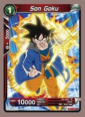 Son Goku - BT11-007 - C - Foil