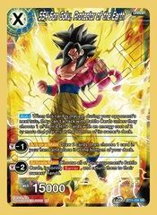 SS4 Son Goku, Protector of the Earth-BT11-034 - SR