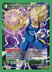 Prince of Destruction Vegeta, Prideful Warrior - BT11-066 - SR