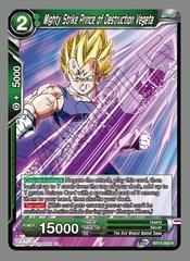 Mighty Strike Prince of Destruction Vegeta - BT11-068 - R - Foil