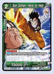 Son Gohan, Here to Help - BT11-077 - C - Foil