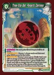 Three-Star Ball, Parasitic Darkness - BT11-087 - C